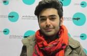 عکس امیرحسین هنرجوی آکادمی گوگوش کنار بهاره رهنما