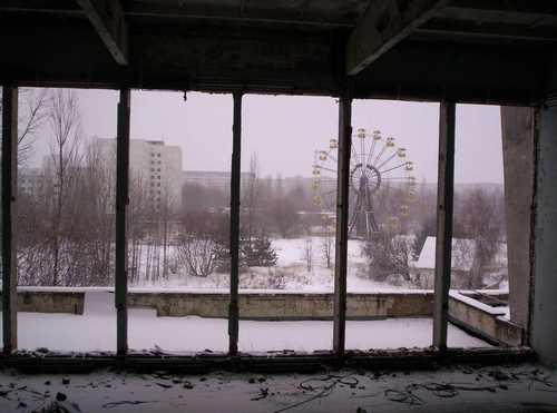 chernobyl disaster 5 جاذبه توریستی برای خودکشی