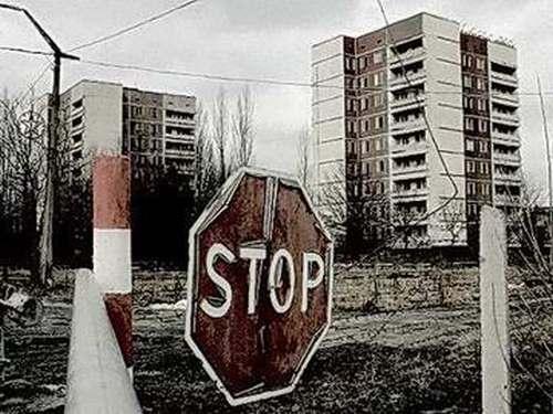 chernobyl disaster1 5 جاذبه توریستی برای خودکشی