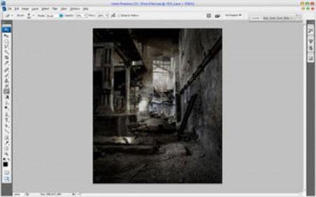co2979 آموزش تبدیل تصاویر به حالت قدیمی در فتوشاپ