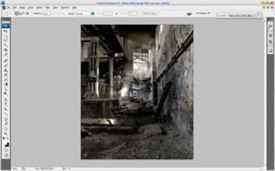 co2982 آموزش تبدیل تصاویر به حالت قدیمی در فتوشاپ