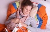راه حل هایی برای درمان گلو درد