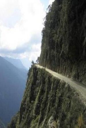 dangerous road1 5 جاذبه توریستی برای خودکشی