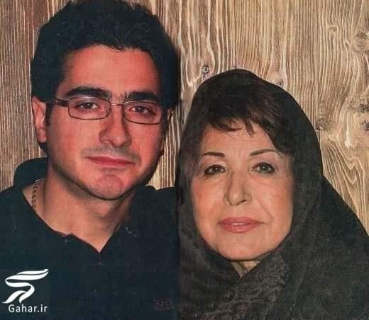 farkhonde golafshan عکس دیده نشده از عروسی شجریان