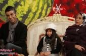 تک عکس جدید از پژمان جمشیدی به همراه مادر و خواهرزاده اش در برنامه شب یلدا ۹۲.