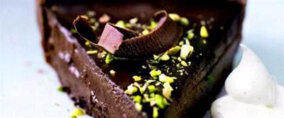 fo1823 طرز تهیه دسر شکلاتی پاییزی
