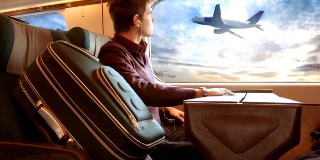 goosh havpeyma درمان گرفتگی گوش در هواپیما