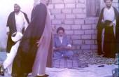 عکس کمتر دیده شده از امام خمینی