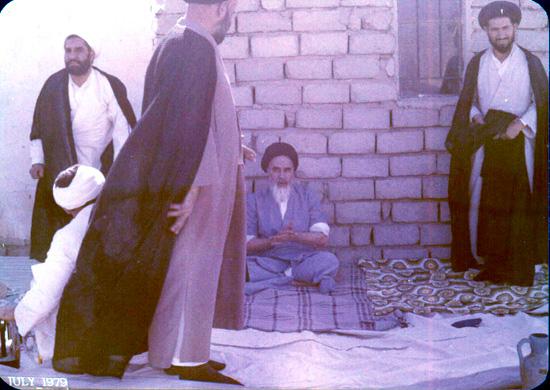 imam khomeni new ax عکس کمتر دیده شده از امام خمینی
