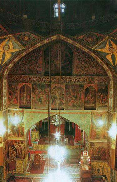 ir2436 13 کلیساهای سراسر ایران را بهتر بشناسید / عکس