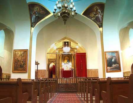 ir2436 14 کلیساهای سراسر ایران را بهتر بشناسید / عکس