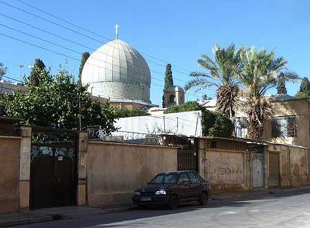 ir2436 18 کلیساهای سراسر ایران را بهتر بشناسید / عکس
