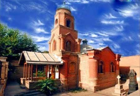 ir2436 4 کلیساهای سراسر ایران را بهتر بشناسید / عکس