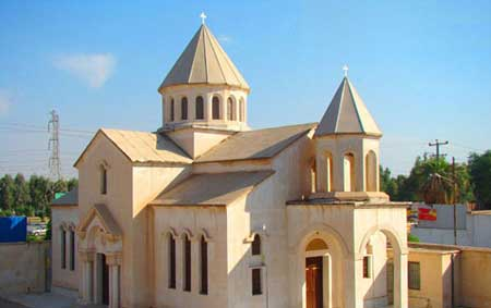 ir2436 کلیساهای سراسر ایران را بهتر بشناسید / عکس
