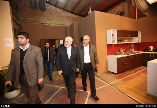mehran%2520modiri zarif1 ملاقات دکتر ظریف از سریال جدید مهران مدیری