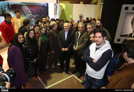 mehran%2520modiri zarif2 ملاقات دکتر ظریف از سریال جدید مهران مدیری