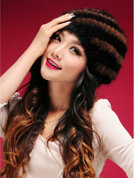 mo11272 مدل کلاه بافتنی 2014
