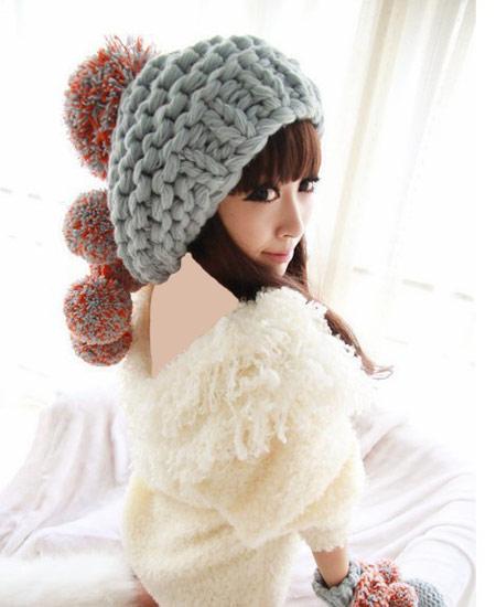 mo11276 مدل کلاه بافتنی 2014