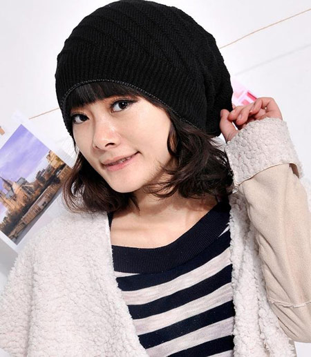 mo11279 مدل کلاه بافتنی 2014