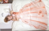 رختخوابی برای پرنسس های کوچولو