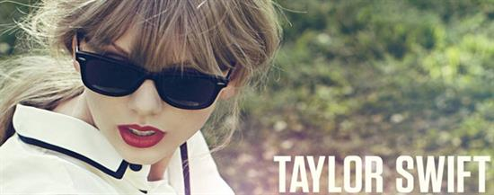 taylor swift red album 01 copy تیلور سویفیت در صدر خیرترین ستارگان 2013