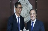 اتهام رییس رئال مادرید به فیفا به خاطر رونالدو