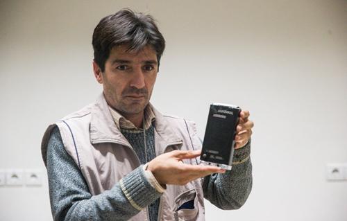 vvv3 مبتکر ایرانی، بخاری جیبی ساخت