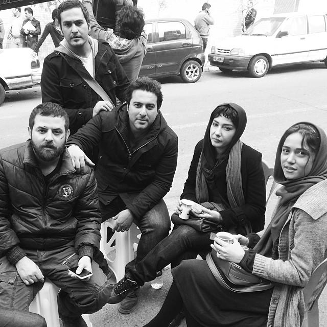 www CAMPEC IR Hanieh tavassoli 56 جدید ترین عکس های هانیه توسلی ( آذر 92)