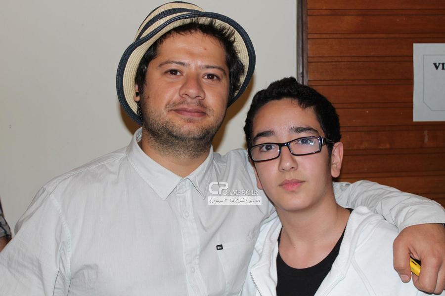 www Campec Ir Ali Sadeghi 3 عکس های جدید علی صادقی (آذر 92)