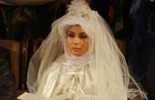 عکس های بازیگران در لباس عروس(جدید)
