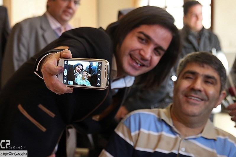 www Campec Ir Khanandegan 32 عکس های هنرمندان موسیقی پاپ در آسایشگاه جانبازان ثارالله