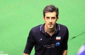 عکس های والیبالیست های تیم ملی در جام قهرمانان قارهها