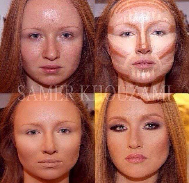 0.248169001390918032 parsnaz ir زیبا شدن خارق العاده زنان زشت توسط جادوی آرایشگر