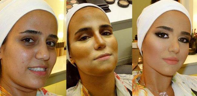 0.806175001390918033 parsnaz ir زیبا شدن خارق العاده زنان زشت توسط جادوی آرایشگر