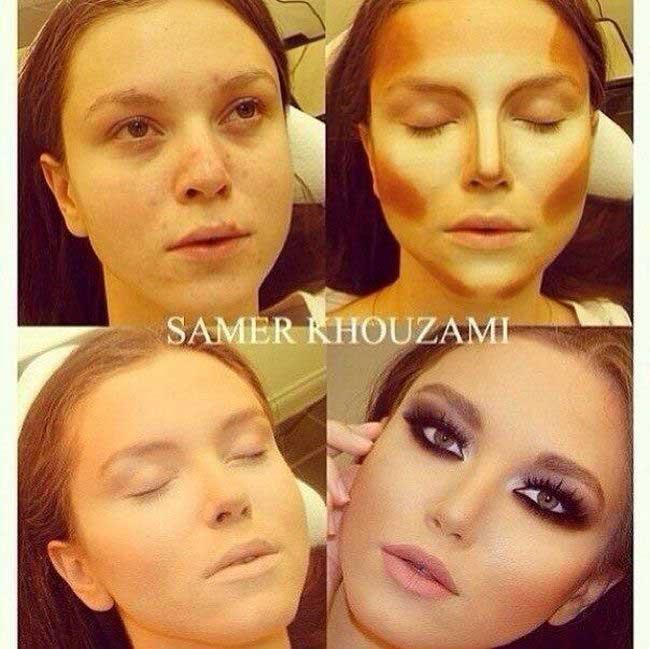 0.806851001390918033 parsnaz ir زیبا شدن خارق العاده زنان زشت توسط جادوی آرایشگر