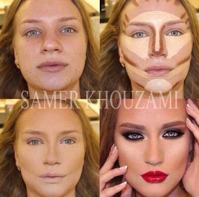 0.810289001390918033 parsnaz ir زیبا شدن خارق العاده زنان زشت توسط جادوی آرایشگر