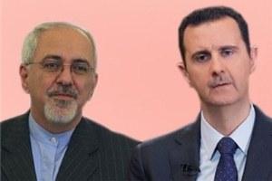 در دیدار ظریف با بشار اسد چه گذشت؟, جدید 1400 -گهر