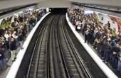 مرگ مرد جوان در ایستگاه مترو گلبرگ