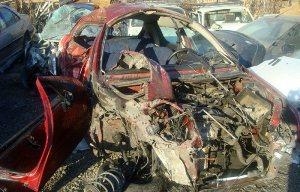 جشنواره تصادفات مرگبار شبانه در خیابان های تهران!