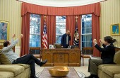 واکنش اوباما به خبرتوافق هسته ای