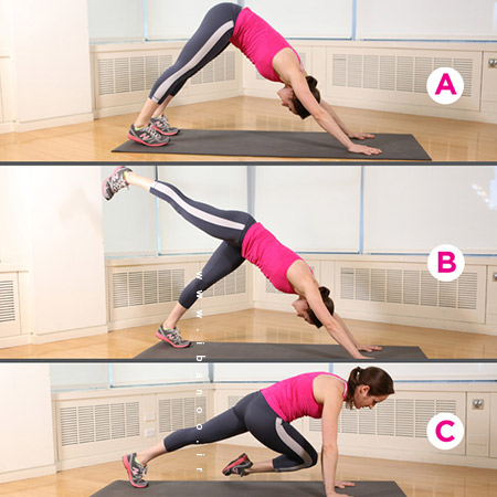 6 move 2 6 تمرینی که شما را باریک و قوی می کند!
