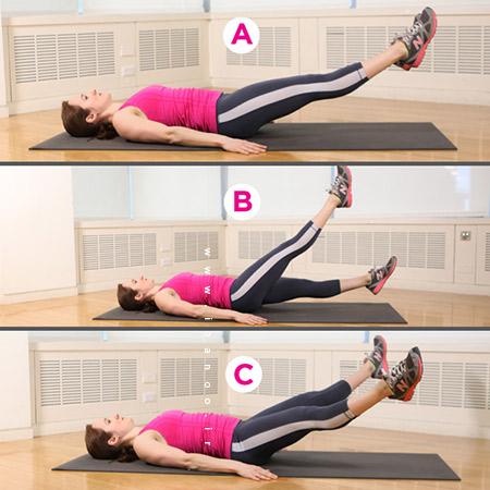 6 move 4 6 تمرینی که شما را باریک و قوی می کند!