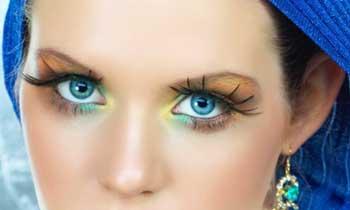 ar4 2418 مدل های آرایش چشم 2014