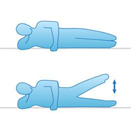 hhs1263 درمان آرتروز زانو با ورزش / عکس