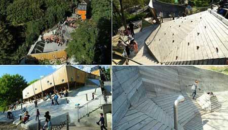 ir2449 7 شگفت انگیزترین پارک های بازی کودکان / تصاویر