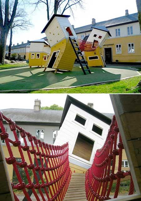 ir2449 شگفت انگیزترین پارک های بازی کودکان / تصاویر