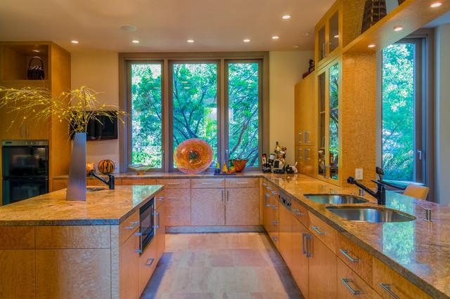 kitchen decoration 9 نمونه های بی نظیر دکوراسیون آشپرخانه مدرن