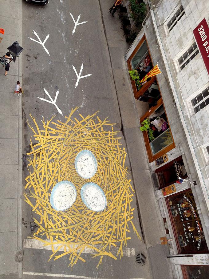 street art sa 12 نقاشی های بسیار زیبای خیابانی