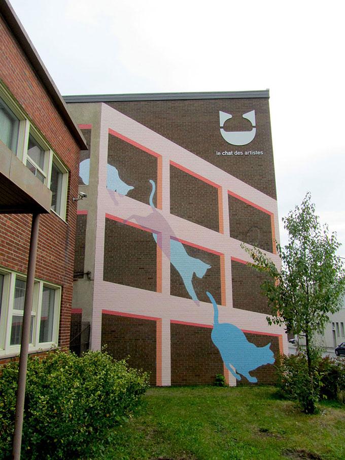 street art sa 14 نقاشی های بسیار زیبای خیابانی