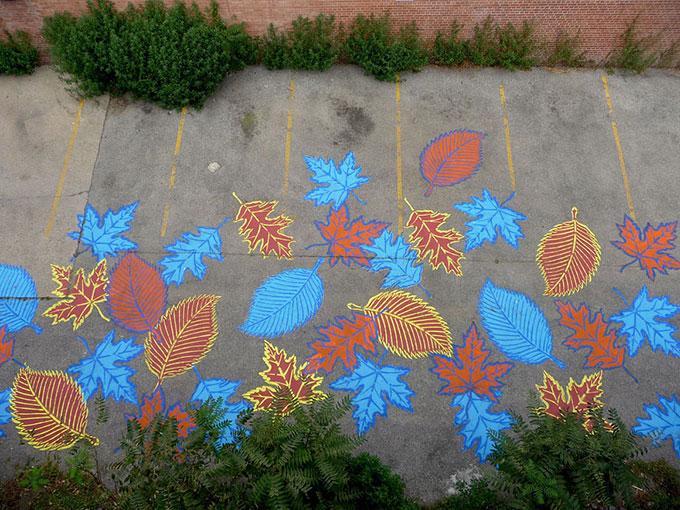 street art sa 2 نقاشی های بسیار زیبای خیابانی